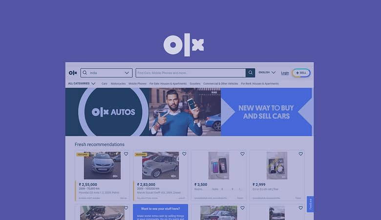 website like olx