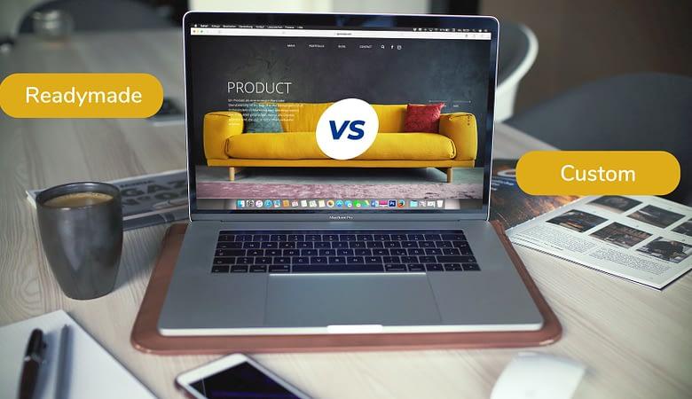 Readymade vs Custom Marketplace Software